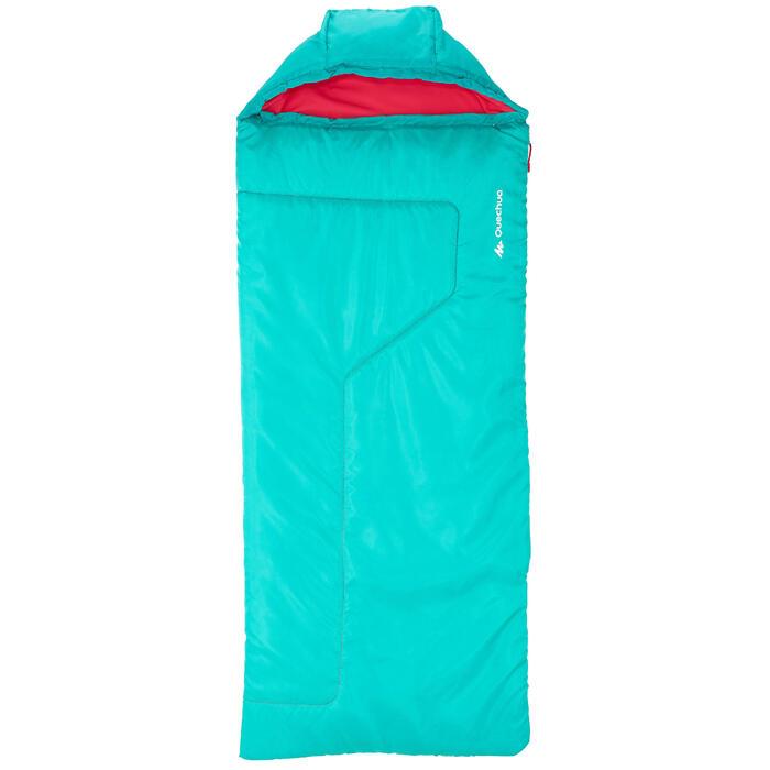 quechua sac de couchage de camping enfant forclaz 10 decathlon. Black Bedroom Furniture Sets. Home Design Ideas