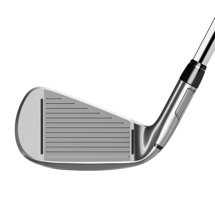 Set golf irons M3 heren rechtshandig 5-PW staal regular
