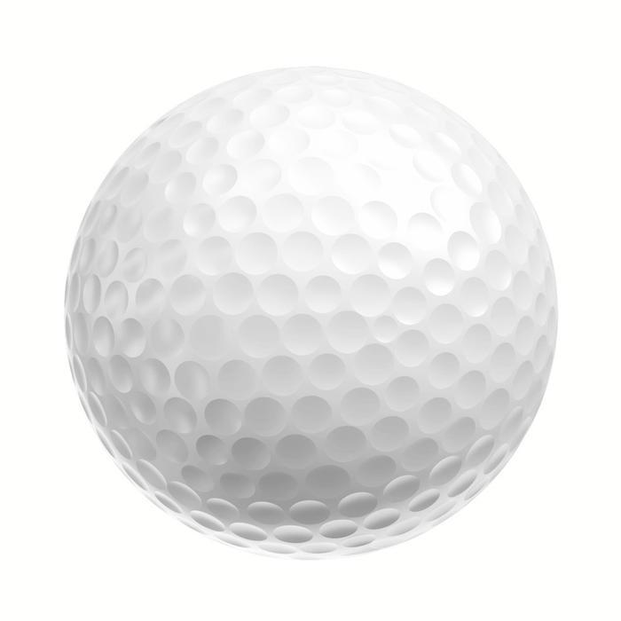 Balle de golf DISTANCE 100 X12 - 1345747