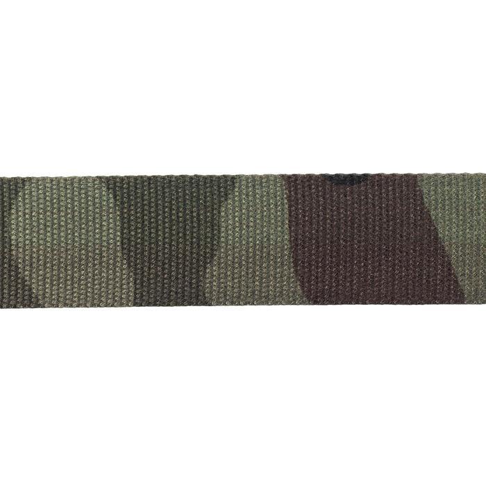 Riem voor jagers SG100 camouflagegroen