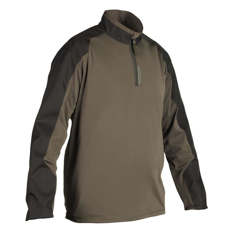 T-SHIRTS/POLOS Shooting and Hunting - SGTS100WD SOLOGNAC - Hunting and Shooting Clothing