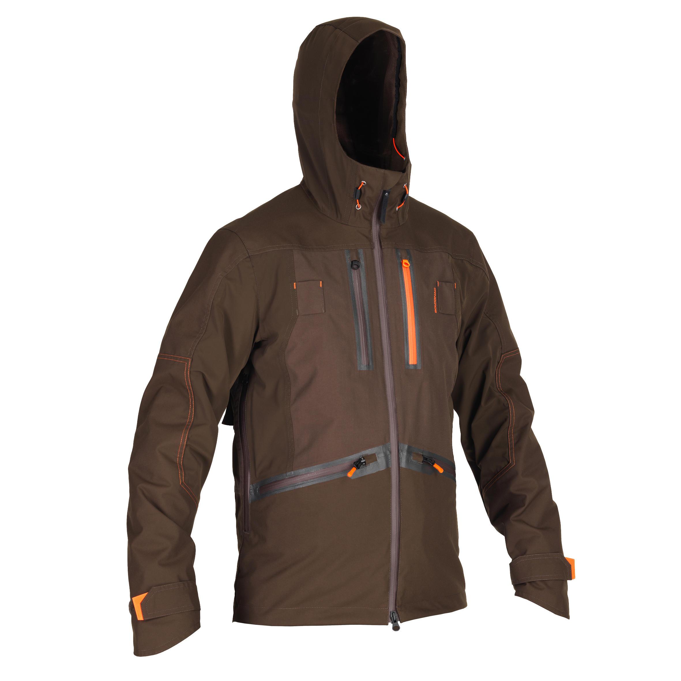 Jachetă Impermeabilă 900 maro