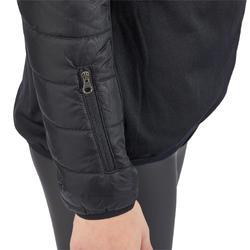 Safy Children's Horseback Riding Two-Fabric Jacket - Black