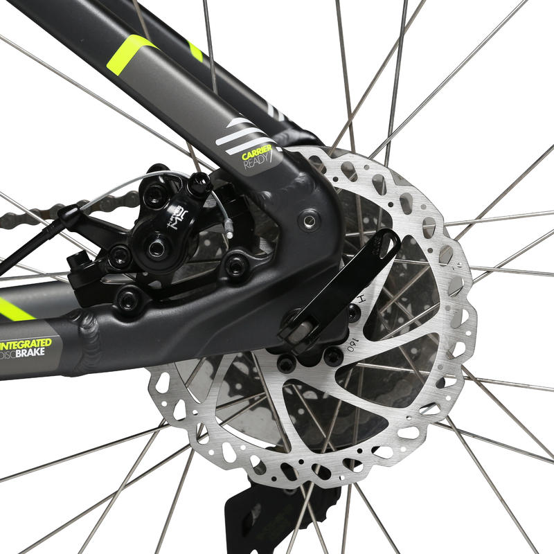 ROCKRIDER 520 GREY LIME