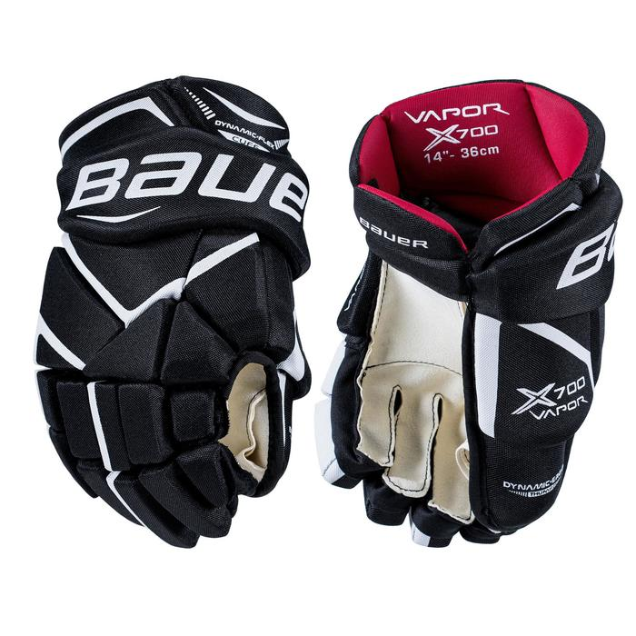 GANTS HOCKEY VAPOR X700 JR N&B - 1346243