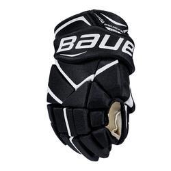 Hockeyhandschoenen Vapor X700 volwassenen zwart en wit