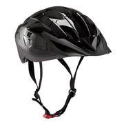 Črna kolesarska čelada ST 50