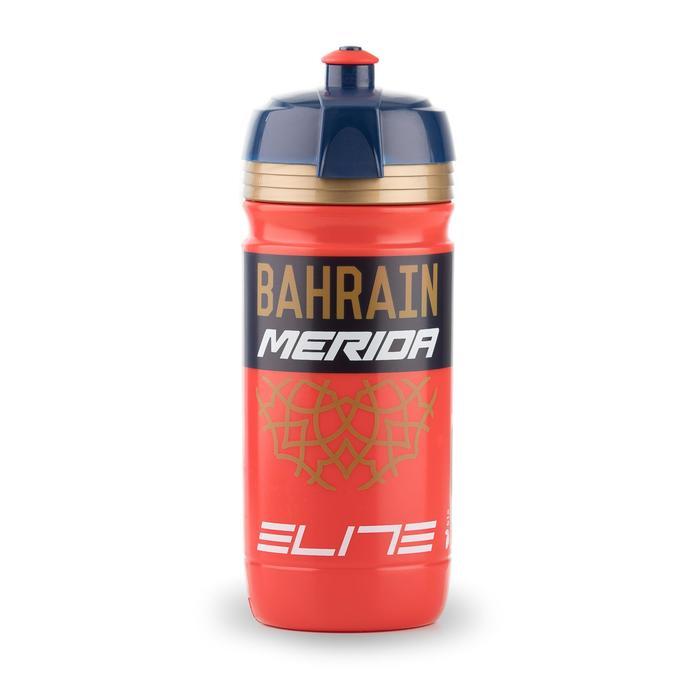 Bidón de ciclismo 550 ml equipo Pro Tour Bahrain Merida