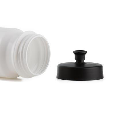 زمزمية مياه للدراجات600مل-أبيض