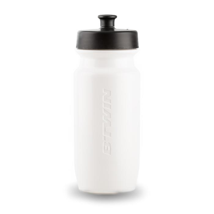Fietsbidon 500 ml wit