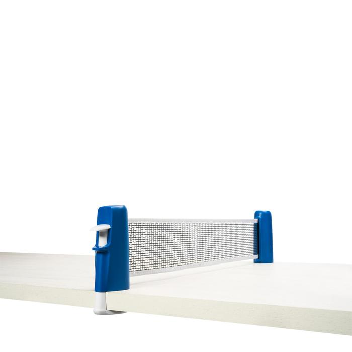 Tafeltennisnet Rollnet Set Small met 2 batjes + 2 balletjes