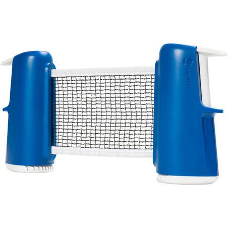 ENS TENNIS DE TABLE LIBRE ROLLNET PETIT + 2 RAQUETTES + 2 BALLES