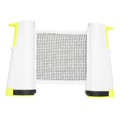 FILET DE TENNIS DE TABLE ROLLNET STANDARD BLANC-JAUNE