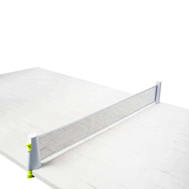Rollnet Standard Table Tennis Net - Blue and Yellow