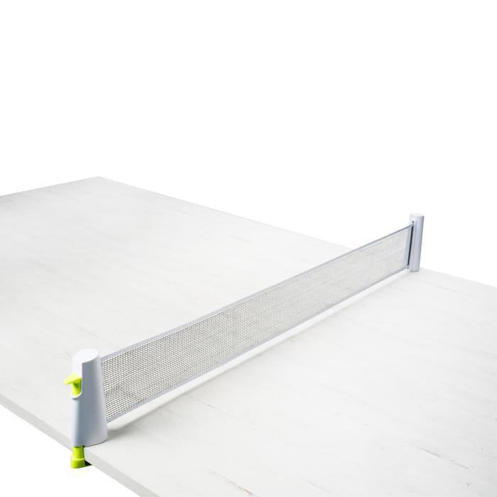 FILET DE TENNIS DE TABLE ROLLNET STANDARD BLANC-JAUNE - 1346515