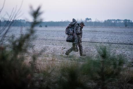 affut-chasse-grive-migrateur-oiseau-conseils-solognac-sac-petitgibier