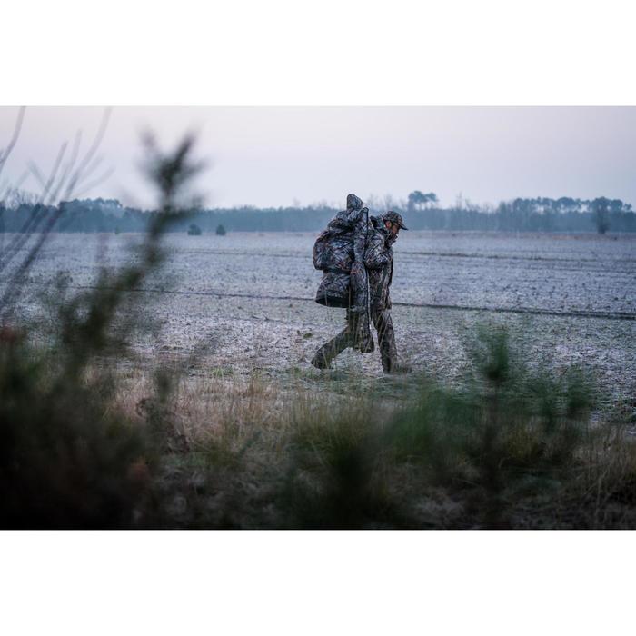 Jachttas 120 liter camouflage - 1346544