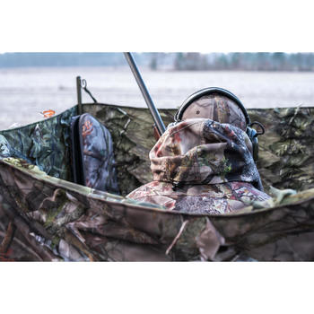 FILET CHASSE CAMOUFLAGE REVERSIBLE  3D 1,5M x 3,8M - 1346579