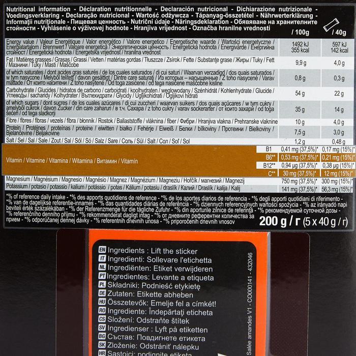 Gezouten graanreep pindanoten 6x 35 g