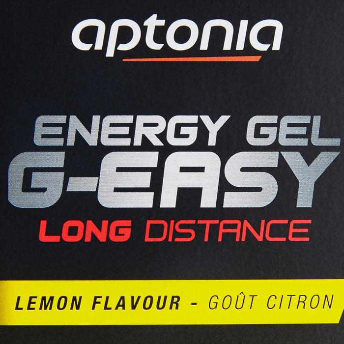 Gel Energético Triatlón Aptonia G-Easy Larga Distancia Limón 2 X 64 G