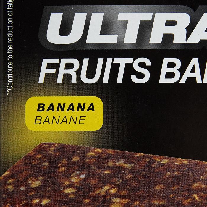 Barre énergétique ULTRA BARS fruits rouges 5x40g - 1346613
