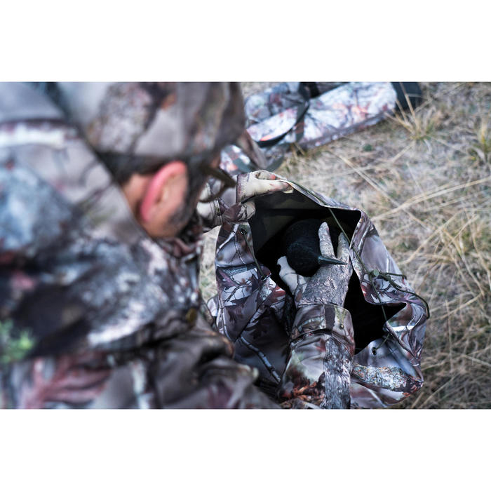 SAC CHASSE APPELANTS 120 LITRES CAMOUFLAGE