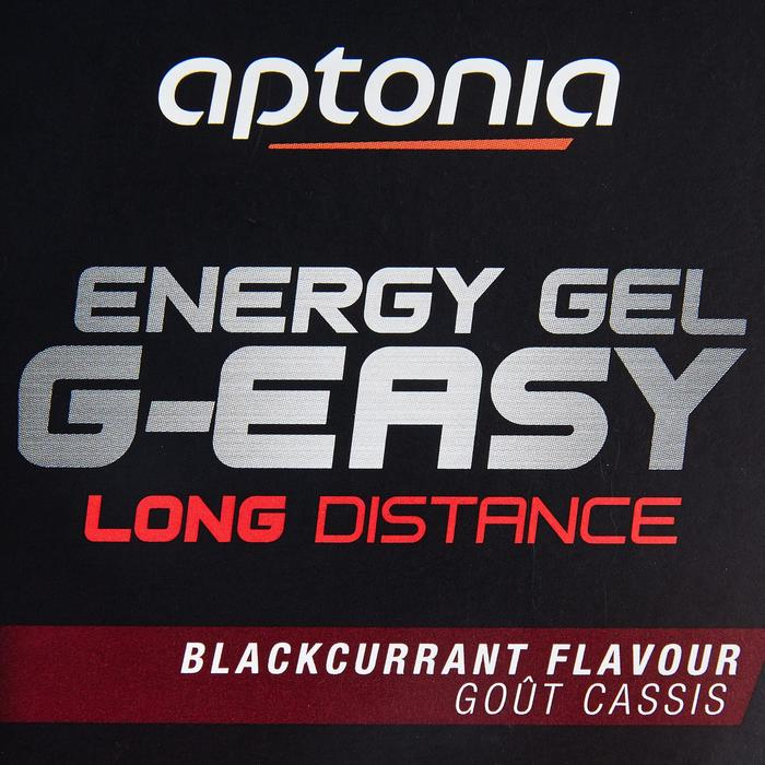 Gel Energético Triatlón Aptonia G-Easy Larga Distancia Grosella 2 X 64 G