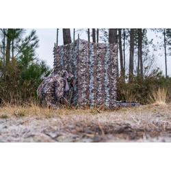 Tarnnetz Jagd 3D 1,4 × 3,8m braun