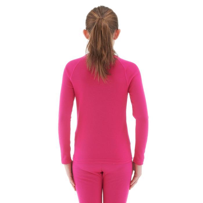 Skiunterhemd 100 Kinder rosa