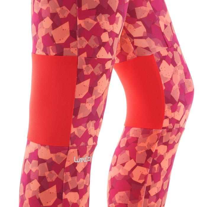 Thermobroek voor skiën Freshwarm voor kinderen roze