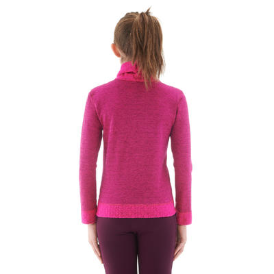 Kids' Ski Underwear Top 2WARM - Pink