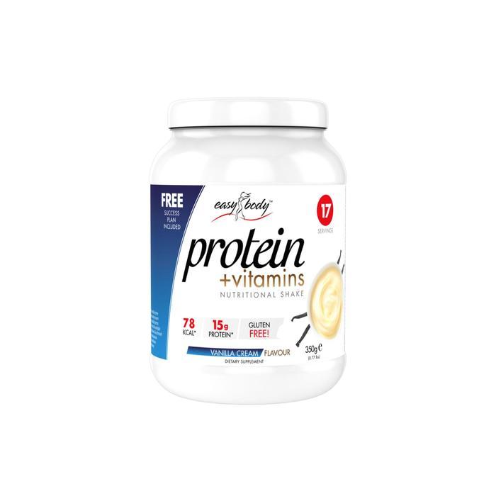 easy body powder 350gr vanille/cappuccino - 1346948