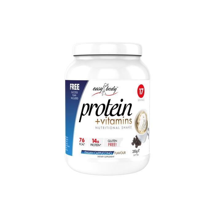 easy body powder 350gr vanille/cappuccino - 1346950