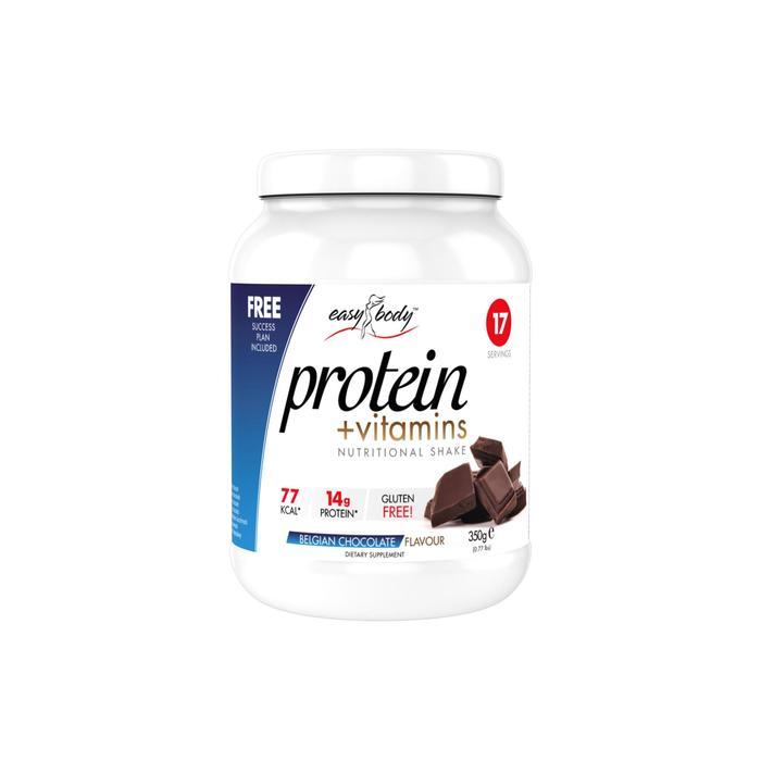 easy body powder 350gr chocolat/banane - 1346951