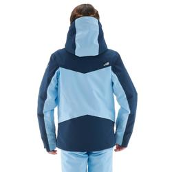 Ski-jas voor kinderen 900 blauw