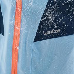 Ski-jas voor kinderen SKI-P JKT 900 blauw
