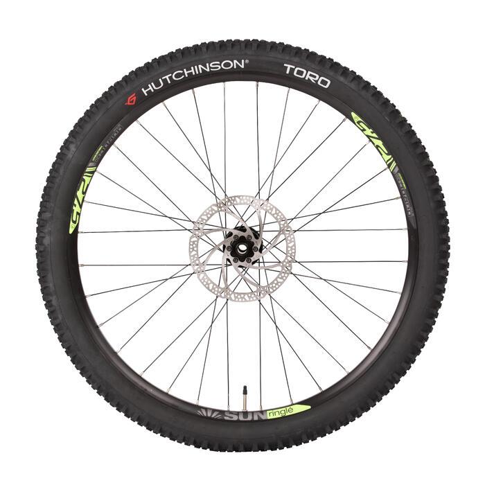 Wielset mtb 27.5 inch Switch & Ride 12v Boost