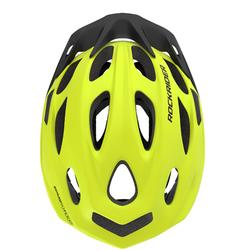 500 MTB Helmet - Neon Yellow