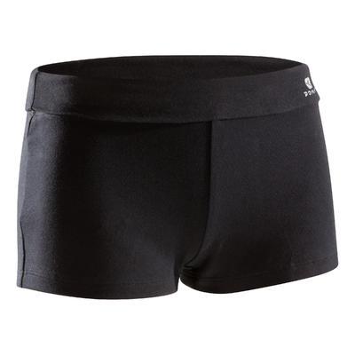 Жіночі міні-шорти для танців - Чорні