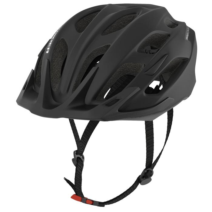 500 Mountain Biking Helmet - Black - 1347127