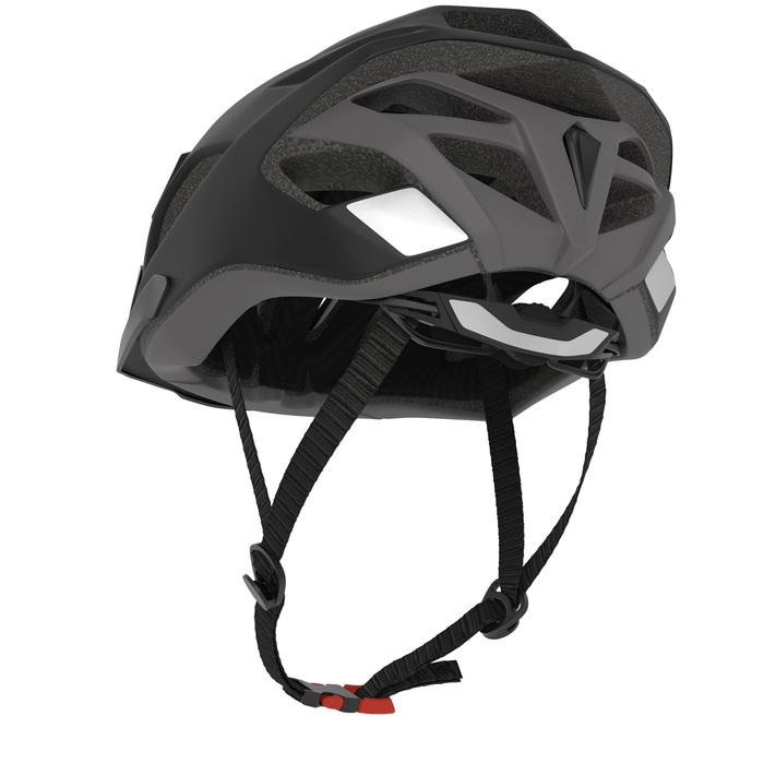 500 Mountain Biking Helmet - Black - 1347129