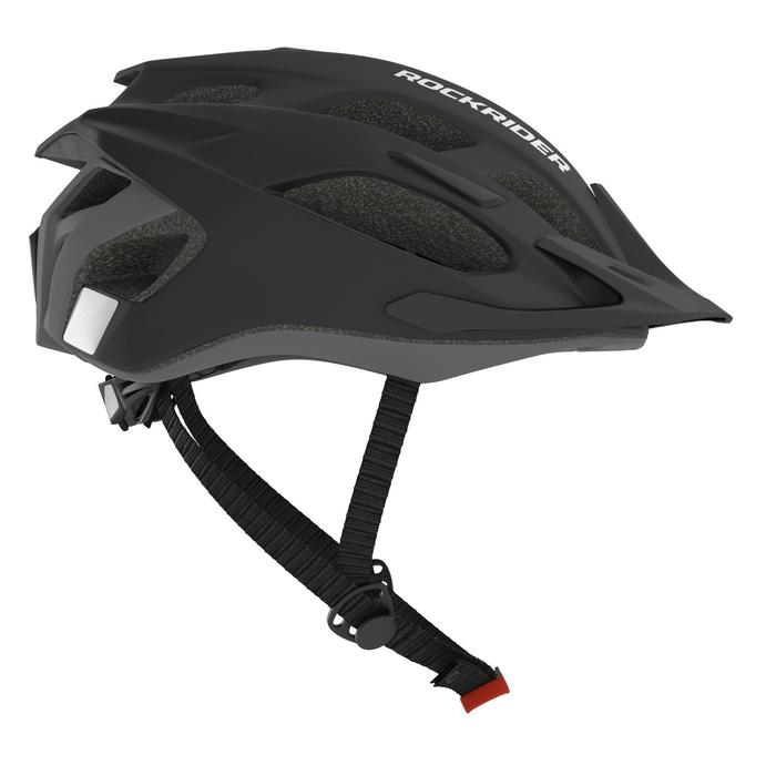 500 Mountain Biking Helmet - Black - 1347130