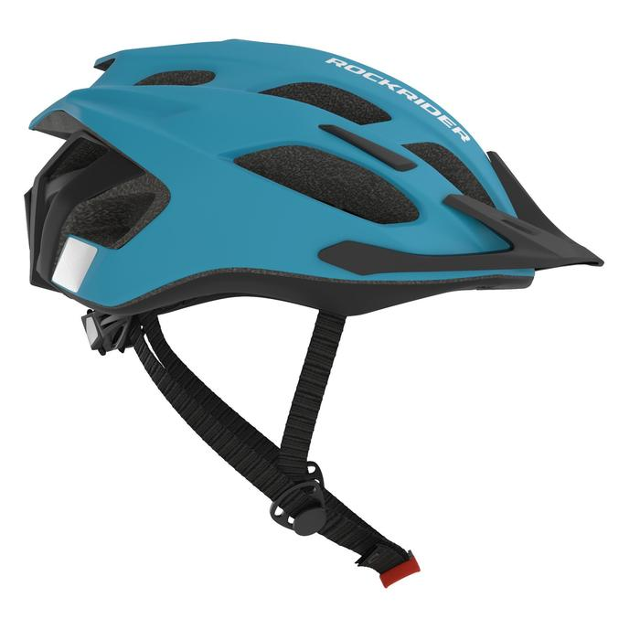 500 Mountain Biking Helmet - Black - 1347187