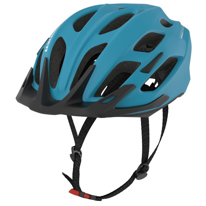 500 Mountain Biking Helmet - Black - 1347189