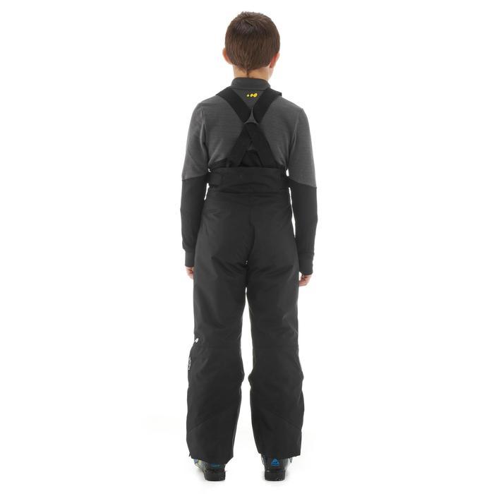 Skibroek voor kinderen SKI-P PA 900 PNF zwart