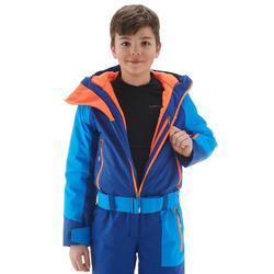 Skipak voor kinderen 500 blauw