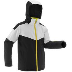 Ski-P Jkt 900 Children's Ski Jacket - White/Black