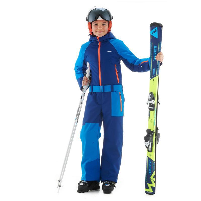 c45406a7e Ski-P 500 Children s Ski Suit - Blue