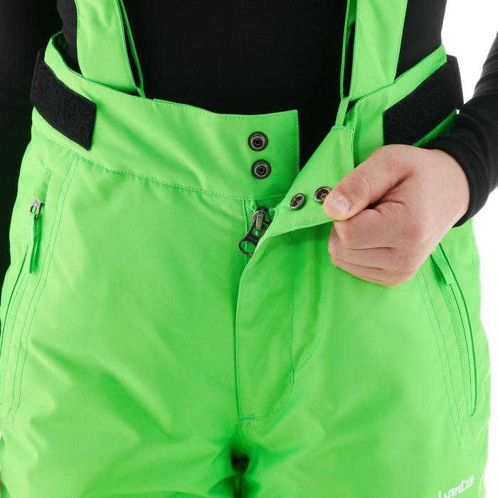 Skibroek voor kinderen SKI-P PA 500 PNF groen