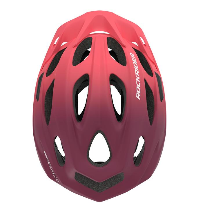 500 Mountain Biking Helmet - Black - 1347286